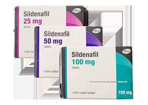 Sildenafil Pfizer Box